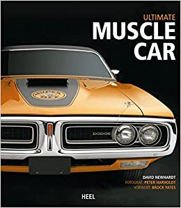 Ultimate Muscle Car 9783868528091 Amazon Com Books