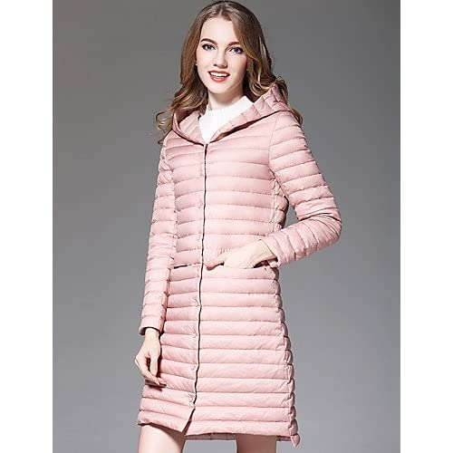 433c3e313 xuanku la mujer yhsp abajo regulares Coats imple Street Chic sofis ticado  Plus Size salir Solid