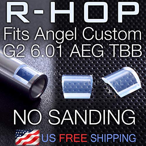 Elvish Tac RHOP Fit Angel Custom G2 6.01 Airsoft AEG Tightbore TBB Barrel NO-Sanding-Needed - Aeg Barrel