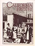 img - for California History: The Magazine of the California Historical Society, September 1986 / Vol. LXV, No. 3 book / textbook / text book