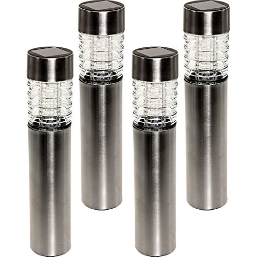 Stainless Steel Outdoor Bollard Lighting - 5
