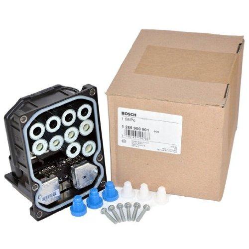 BMW ABS Brake Control Module Repair Kit ASC Bosch OEM 1265900001 => 2001-2003 E39 525i 530i / 1997-2000 E39 528i