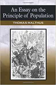Essay of population