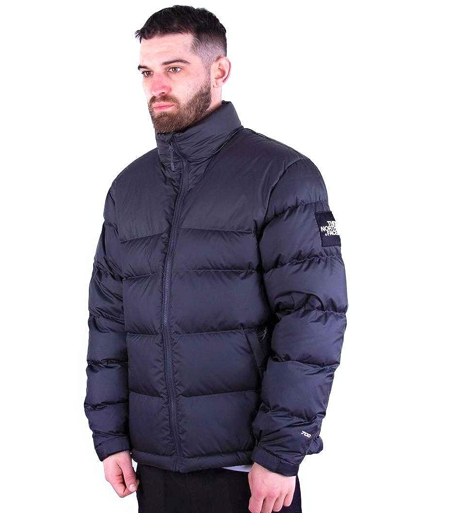 The North Face Men 1992 Nuptse Jacket in Asphalt Grey Medium