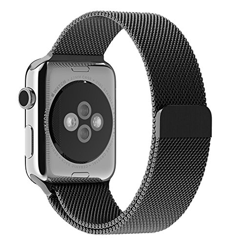 apple-watch-band-jetech-42mm-milanese-loop-stainless-steel-strap-no-buckle-needed-black-2108