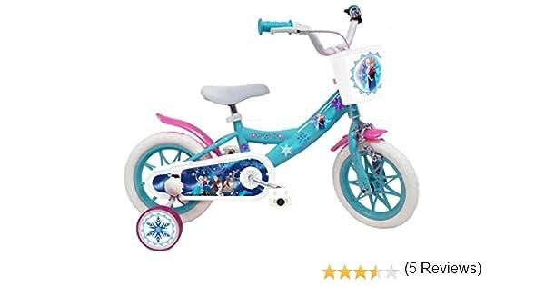 EDEN-BIKES Frozen - Bicicleta Infantil de Frozen de Frozen ...