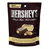Hershey's Nuggets Whole Nuts Milk Chocolate, 180 Gram