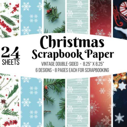 Sale! Christmas Mini Pyramid  3d Decoupage Book by Studio Light  book 20