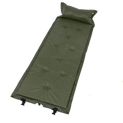 Automático inflable Pad al aire libre tienda dormir alfombrillas colchones puede lucha doble sofá Mats