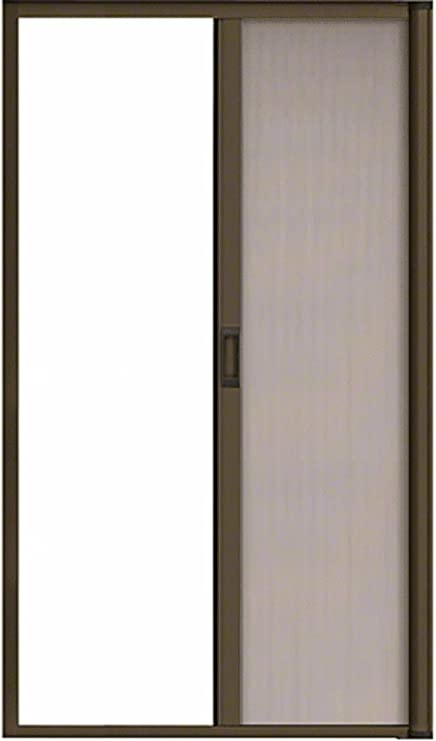 CRL Bronze 84u0026quot; Euro Retractable Screen Door Kit