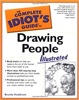 The Complete Idiot's Guide to Drawing People Illustrated: Brenda