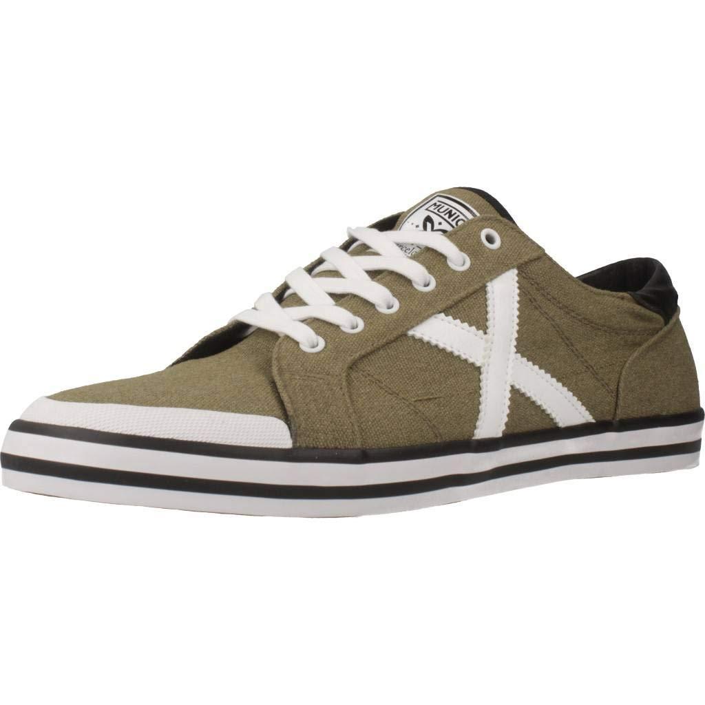 Green (04) Munich Men's shoes, Colour Green, Brand, Model Men's shoes 4160004 Green