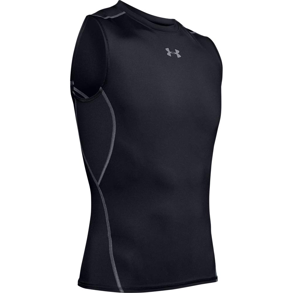 Under Armour UA HG Armour SL - Camiseta sin Mangas Hombre: Under ...