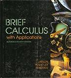 Brief Calculus with App 4/e Alt, Al, Larson Et, 0669351636
