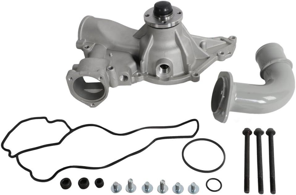 Engine Water Pump AW4114 for Ford E-350 E-450 E-550 F-250 F-350 F-450 F-550 F59