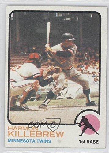 Harmon Killebrew (Baseball Card) 1973 Topps - [Base] #170