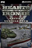 Hearts of Iron III: British Vehicle Pack [Download]