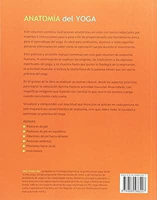 Anatomía del yoga: Amazon.es: Sally Parkes: Libros