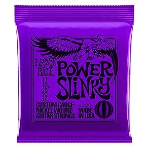Ernie Ball 2220 Power Slinky Gitarrensaiten