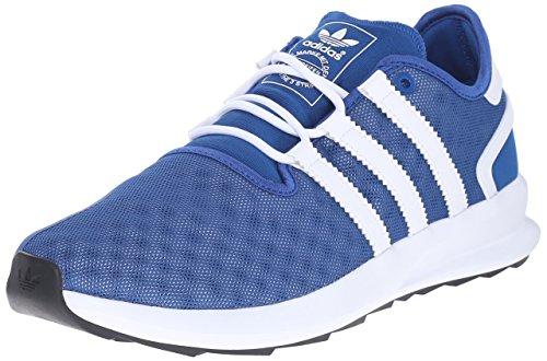 adidas Originals Herren SL Rise Fashion Sneaker Bluebird / Schwarz / Neonorange