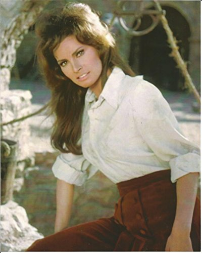 Raquel Welch 100 Rifles 8 x 10 inch Movie Photo - 004