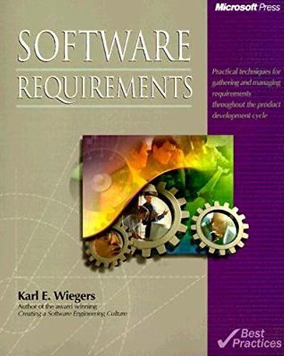 Software Requirements (Dv-Best Practices)