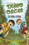 La pedra verda (Llibre 1): Llibre infantil il·lustrat (7-12 anys) (Les aventures de Txano i Òscar) (Spanish Edition)