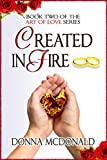 Created In Fire (Art of Love Book 2)