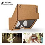 HoloKit: Cardboard-like Augmented / Mixed Reality Headset For Everyone. Compatible with iPhone and Android via ARKit, ARCore, Tango.