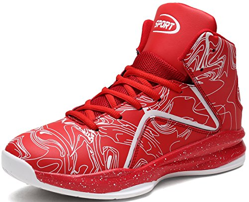 Image of Weweya Men's Sneakers Basketball Sports Shoes Outdoor Performance Athletic Shoes