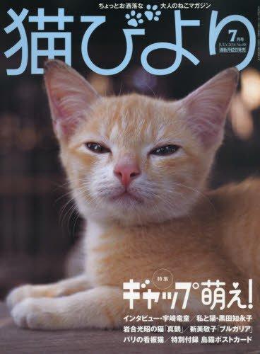 猫びより 2016年 07 月号 | |本 ...