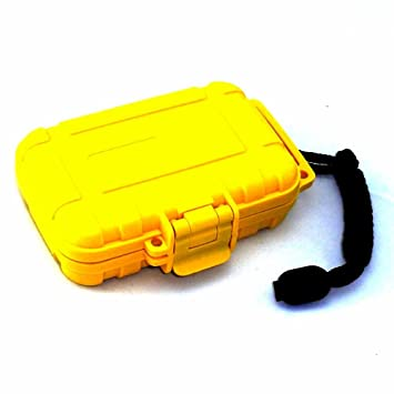 72001-O Outdoor Dry Box wasserdicht ABS Kunststoff Camping Survival