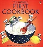 img - for First Cook Book (Usborne first cookbooks) book / textbook / text book
