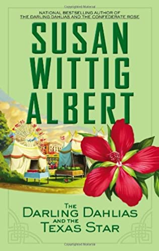 book cover of The Darling Dahlias and the Texas Star