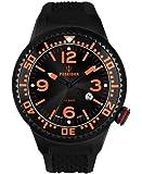 Kienzle Herren-Armbanduhr POSEIDON XL Analog  Quarz Silikon K2031043263-00389