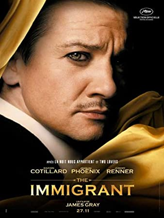 Amazon Com The Immigrant Movie Poster 11 X 17 Marion