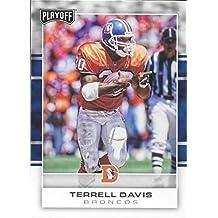2017 Panini Playoff #125 Terrell Davis NM-MT Broncos