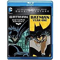 Batman Double Feature: Gotham Knight on Blu-ray