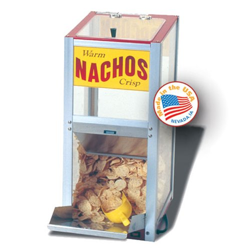 Paragon 70-Quart Nacho, Peanut, or Popcorn Warmer/Merchandiser, used for sale  Delivered anywhere in USA