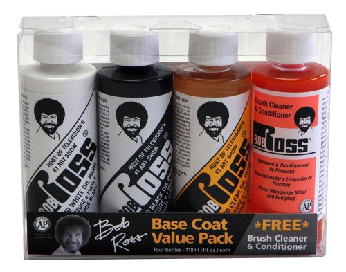 Bob Ross R6240 Base Coat Value Pack