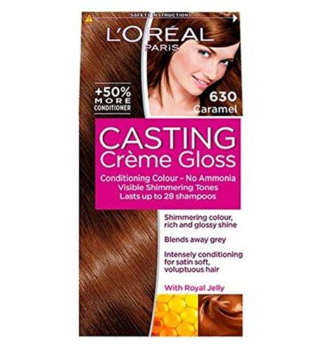 Couleur de cheveux caramel l'oreal