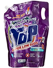 Top Super Low Suds Concentrated Liquid Detergent Refill, Colour Protect, 1.5kg