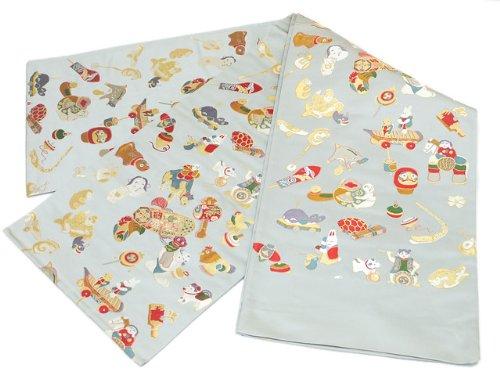 正絹西陣袋帯洛陽織物謹製 正絹袋帯 実店舗キャリー在庫 お仕立て代無料 B00AH5HJNO