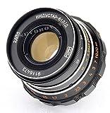INDUSTAR-61 2,8/55 M39 USSR Russian RF SLR DSLR lens for film digital cameras