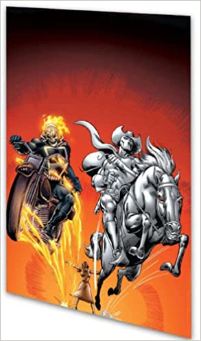 Amazon com: Ghost Rider Team-Up (9780785122579): Steven