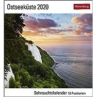 Ostseeküste 2020 16x17,5cm