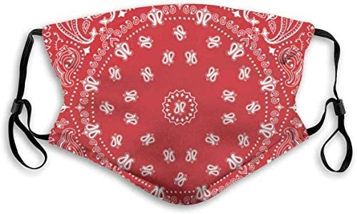 Flower Reusable Washable Fashionable Facial Covering