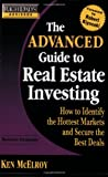 img - for Rich Dad's Advisors: The Advanced Guide to Real Estate Investing: How to Identify the Hottest Markets and Secure the Best Deals book / textbook / text book