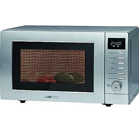 2 in1 Microondas con grill (1200 W, volumen 20 litros ...
