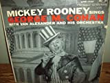 Van Alexander: Mickey Rooney Sings George M. Cohan
